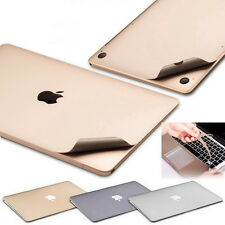 3M Sticker Skin Soft Cover Case Palm-Rest Protector for MacBook Pro Air 11/13/15