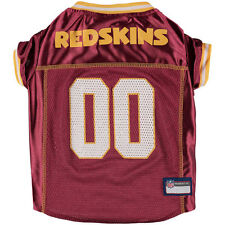 Washington Redskins Dog Jersey Officially Licensed NFL Products