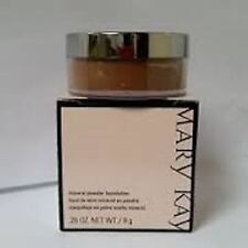 2 MARY KAY: Mineral Powder Foundation. Full Size, .28 0Z. 8g -  Shade options