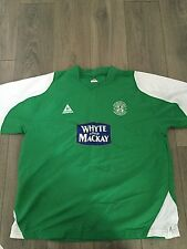 Hibernian Home Shirt 2004/05 50/52 Chest Mint Condition Rare And Vintage