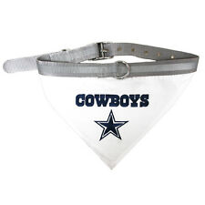 Dallas Cowboys Bandana Dog Collar Officially Licensed NFL Products