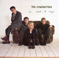 The Cranberries - No Need to Argue  (CD, Oct-1994, Island (Label))