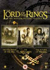 LORD OF THE RINGS TRILOGY  (6 disc DVD Boxset)