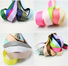 Polyester Grosgrain Ribbon Petersham Ribbons Wholesale wide range colors & sizes