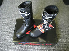 Alpinestars No Stop Trials Bike Boots. Black. ALL SIZES 38-48. **SPECIAL OFFER**