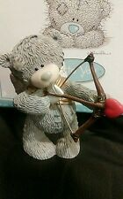 Me To You Tatty Teddy Bear Figurine 'Straight From The Heart' 40031