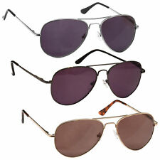 UV Reader Sun Readers Reading Glasses Sunglasses Aviator Style UV400 Mens Womens