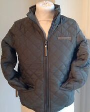 Rockfish Riders quilted fitted riding jacket/coat kids 6/7,8/9,10/11