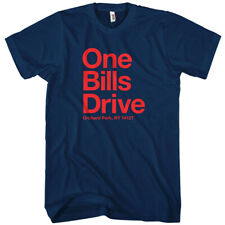 Buffalo Football Stadium T-shirt - Men S-4X - Gift Fan Bills New York NY 716 BUF