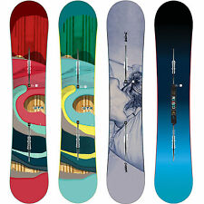 Burton Custom Camber Men's Snowboards ICS All Mountain Freestyle 2016 NEW