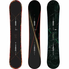 Burton Custom X Camber Freeride All Mountain Snowboards ICS Channel 2015-2017