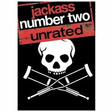 Jackass: Number Two (DVD, 2006, Unrated Widescreen Version)
