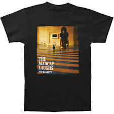 Pink Floyd Men's  Syd Barrett Madcap Laughs T-shirt Black