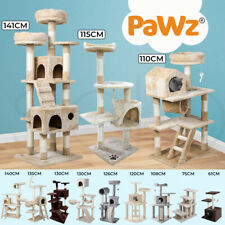PaWz Cat Scratching Post Tree Gym House Condo Furniture Scratcher Pole
