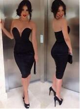 2016 Women Girl New Beautiful Mini Sexy Tube Evening Party Cocktail Casual Dress