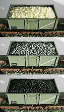 RESIN WAGON LOAD FOR BACHMANN OO GAUGE 16T MINERAL WAGON MEDIUM GRADE COAL