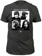 John Lennon The Beatles 1940-1980 Fitted T-Shirt SM, MD, LG, XL, XXL New