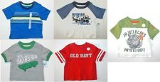 Old Navy Toddler Boys Shirts 5 To Choose From Size 6-12 Months NWT