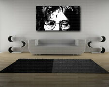 John Lennon Art Canvas Poster Print Home Wall Decor