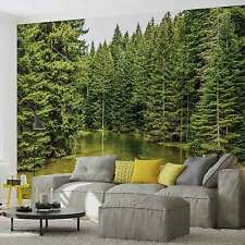 WALL MURAL Flowers Forest Nature XXL PHOTO WALLPAPER (1917DC)