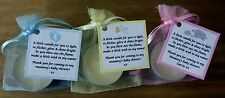 BABY SHOWER CANDLE FAVOURS