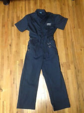 DELOREAN MECHANIC'S UNIFORM JUMP SUIT ORIGINAL DEALER STOCK SIZE LARGE