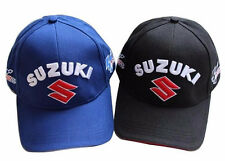 2016 SUZUKI Racing Cap Moto GP car logo motor racing F1 baseball hat adjustable