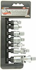 Wilmar W30935 7 Piece Socket Adpater And U-Joint Set