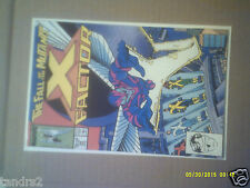 X-MEN APOCALYPSE-ARCHANGEL 3 COMIC SET/ X-FACTOR #15, # 23 & #24/ 1st CAMEO/FULL