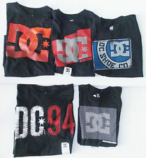 DC Shoes Boys T-Shirts 5 Different Patterns Sizes 4, 5, 6, 7 and Med 10-12 NWT