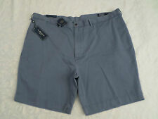 POLO RALPH LAUREN BIG&TALL CHINO SHORTS MENS CLASSIC FIT SIZE 54B GREY COLOR