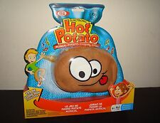 Hot Potato Electronic Musical Passing Game Electric Family Kids Music Cards Toss