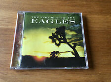 The Eagles - Very Best of the Eagles - CD REMASTER - (2001) -  HOTEL CALIFORNIA