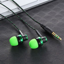 3.5mm Bass Stereo In-Ear Earphone Headphone Headset Earbuds For iPhone Samsung R