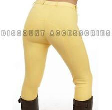 Canary Horse Riding Women Ladies Jodhpurs Jodphurs Pants Soft Stretchy All Sizes