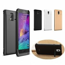 5500mAh Power Bank Backup Battery Charge Case For Samsung Galaxy Note 4 N9100