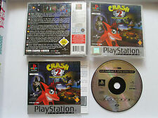 Crash Bandicoot 2 Cortex Strikes Back For Sony Playstation 1 / PS1 Complete W