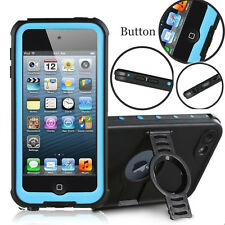 For Apple iPod Touch 5 6th Gen Waterproof Shock Dirt LifeProof Hard Case Cover