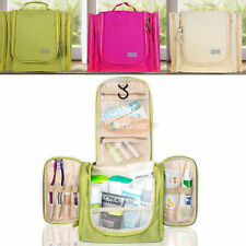 Travel Toiletry Hanging Organizer Bag Wash Cosmetic Makeup Storage Bag New