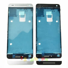 Front Top + Bottom Bezel + Middle Mid Frame Housing For HTC One Mini M4 601N/S/E