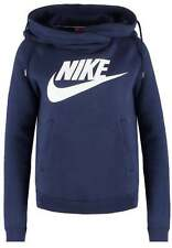 Ladies NIKE RALLY Funnel Neck Hoodie/Hooded Top. BNWT. Size L UK 16/18  £55