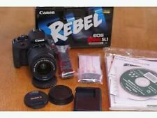 NEW CANON EOS Rebel SL1 Camera DSLR with EF-S 18-55 mm IS II Lens KIT