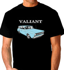 VALIANT  VC  SAFARI  STATION WAGON   QUALITY  BLACK  TSHIRT