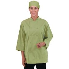 Lime Chefs Jacket