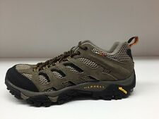 Merrell Mens Moab Ventilator Hiking Shoe. WALNUT. Sz 7-13. J86595