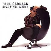Paul Carrack Beautiful World CD BRAND NEW FACTORY SEALED FREE SHIPPING IN USA
