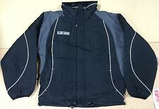 CCM Hockey Team Travel Jacket Full Zip Insulated Youth & Senior All Colors 9000