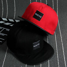 New Korean Men Women Baseball Cap Snapback Hats Hip-Hop Adjustable Bboy Caps