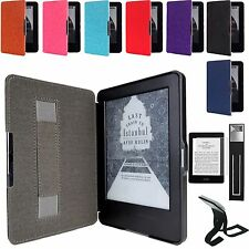 HAND STRAP ULTRA SLIM CASE COVER FOR NEW KINDLE WITH TOUCH 6 inch(7th Gen. 2014)