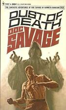DOC SAVAGE #32, Dust of Death by Kenneth Robeson